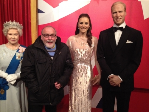 Andrew and the Royal Family.