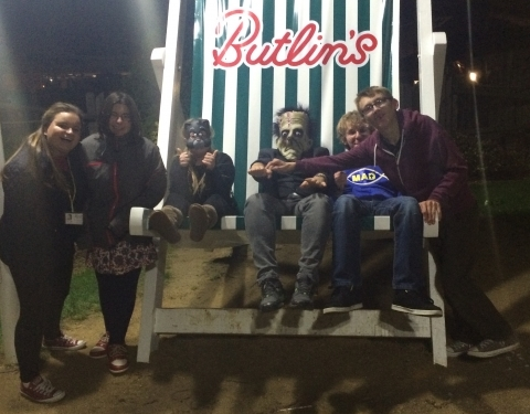 The Butlin's Deckchair!