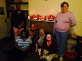 Halloween house party! Check out our pumpkins