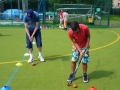 Hockey skills in the sunshine