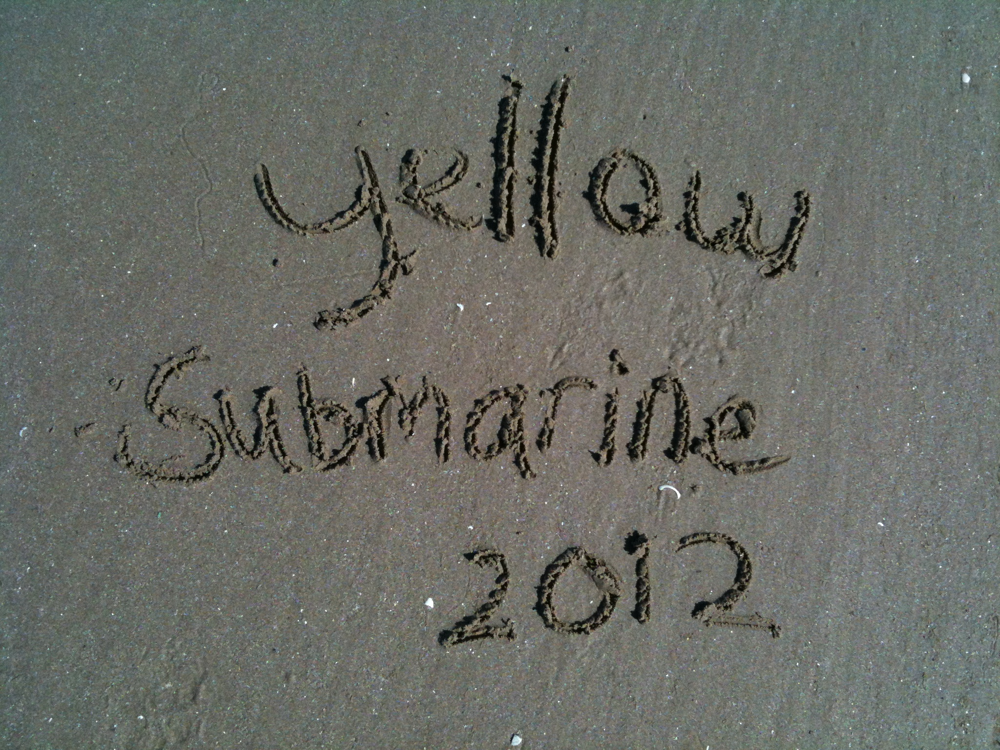 At Easter 2012 Yellow Submarine took a group of young guys from West Oxfordshire on holiday!