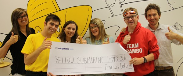 Yellow Submarine | learning disability | General Intern
