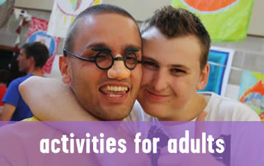 Activities for adults