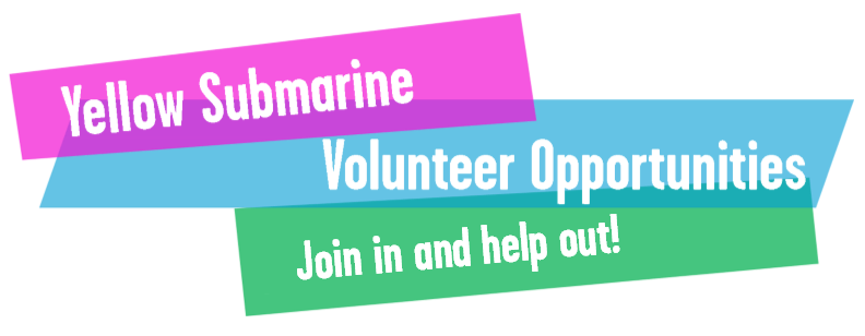 Yellow Submarine Learning Disability Volunteer